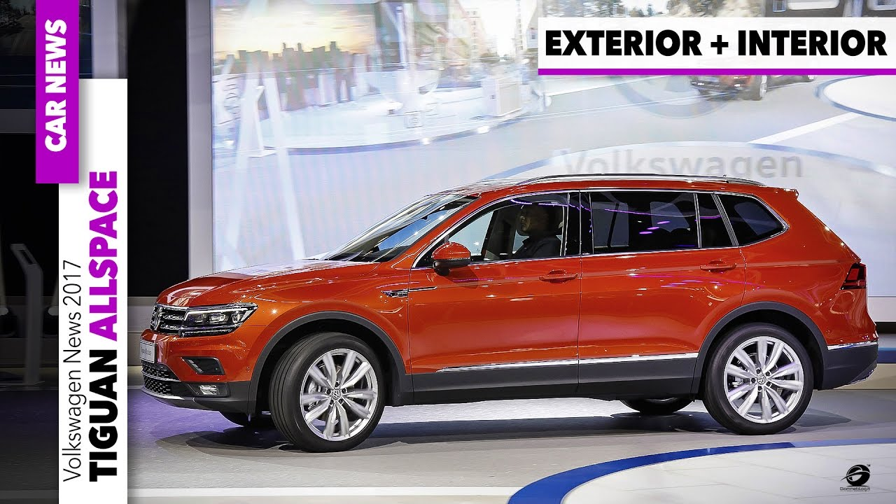 volkswagen vw tiguan allspace feature exterior interior car design specs gommeblog youtube. Black Bedroom Furniture Sets. Home Design Ideas