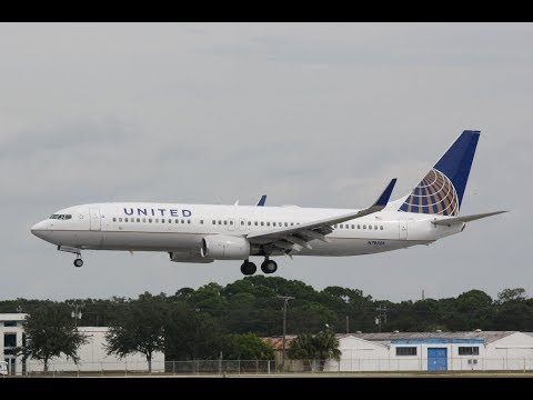 Houston to Belize City - United Airlines - 737-800 (IAH-BZE)
