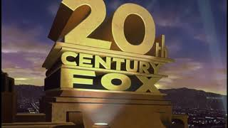 20th Century Fox/Walt Disney Pictures/Pixar Animation Studios/Marvel Entertainment Logo