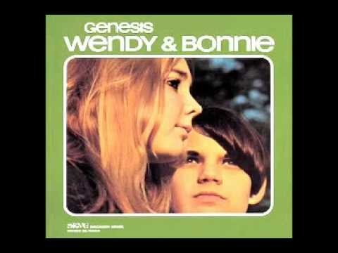 Wendy & Bonnie 9 Children Laughing