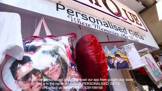 Unique Personalised GiftShop