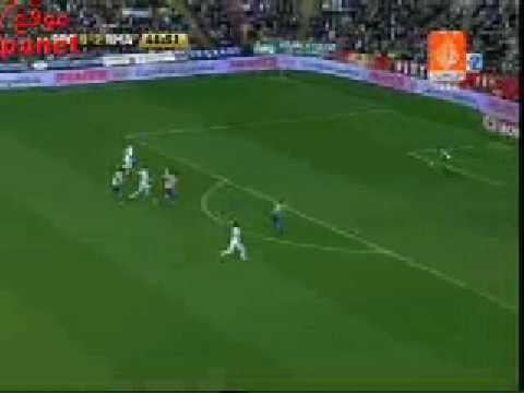 ريال مدريد 4 - 0 سبورتنج خيخون 2009