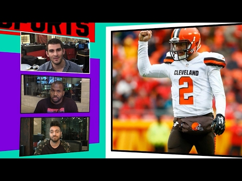 Johnny Manziel Is Being Investigated By The CFL | TMZ SPORTS