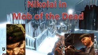 Nikolai in MOB OF THE DEAD: The Weasel Knows Nikolai, Original Characters Return Black Ops 2 Zombies