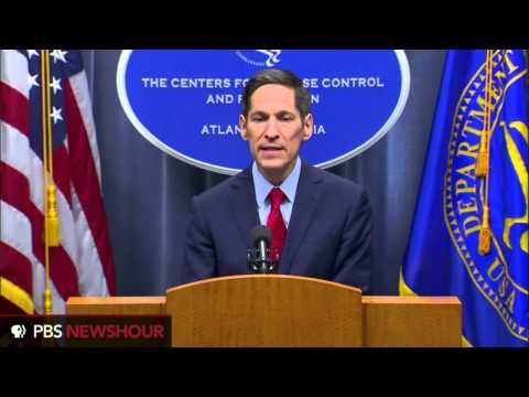 CDC training hospitals to 'think Ebola' after first case contracted in U.S.