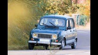 Renault 4 GTL ligne inox POV rythme soutenu