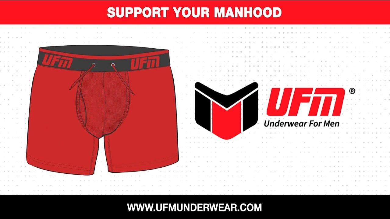4727dc7f0f6100 UFM® Underwear For Men | Patented Adjustable Pouch Underwear