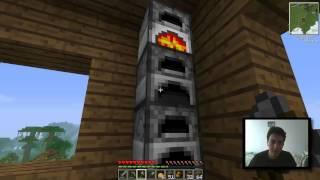 Türkçe Minecraft Modlarla Survival - Enes ile Yiğit - Bölüm 2 - Sezon 2