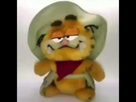 Cursed Garfield Youtube