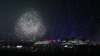 Fireworks of The PyeongChang 2018  Opening Ceremony thumbnail