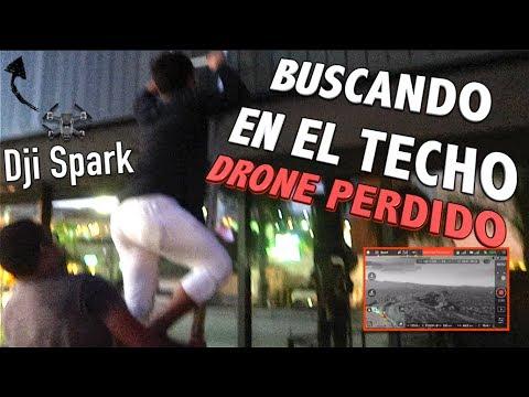 Perdi mi drone nuevo DJi SPARK! 😰