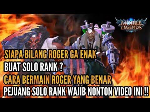 TERBONGKAR !!! COUNTER KIMMY TERBAIK ADALAH ROGER