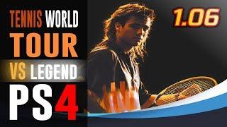 TENNIS World Tour : Patch 1.06