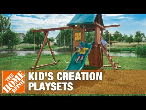 Kid's Creation Playsets | The Home Depot