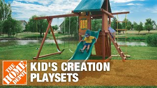Kid's Creation Playsets