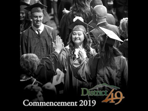 Springs Studio for Academic Excellence 2019 Graduation Live Stream
