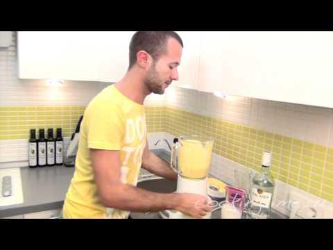Коктейль Пина Колада -  простой рецепт вкусного коктейля