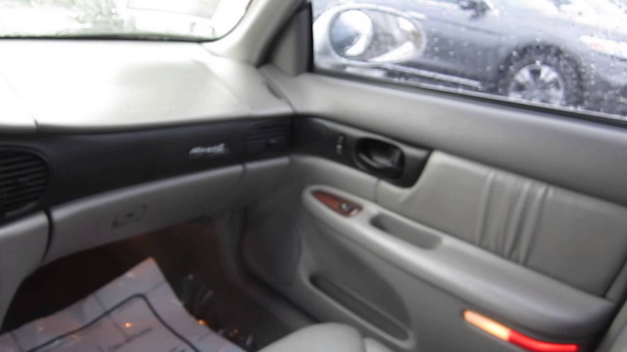 1999 buick regal whi white stock b2585 interior youtube youtube