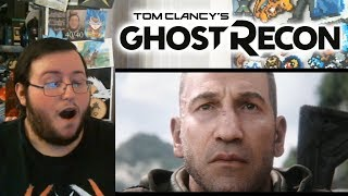 "Gors ""Ghost Recon Breakpoint"" Announce Trailer & Gameplay Walkthrough REACTION"