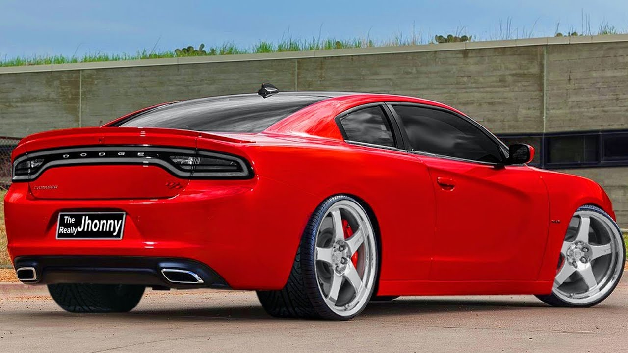 Thereallyjhonny Dodge Charger Coupe 2015 Youtube