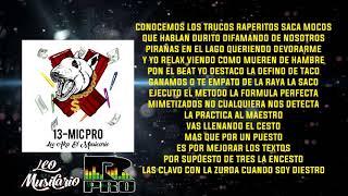 "LEO AKA ""EL MUSICARIO"" - MIC PRO [AUDIO OFICIAL]"