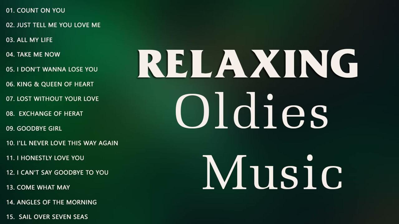 Relaxing Oldies music - Tommy Shaw, David Pomeranz, Dan Hill, Kenny Rogers - Cruisin Love Songs