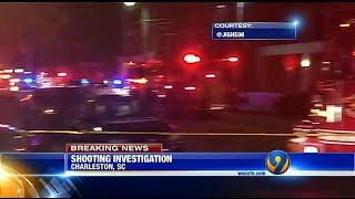 11 P.M.: UPDATE: Multiple people shot inside Charleston church