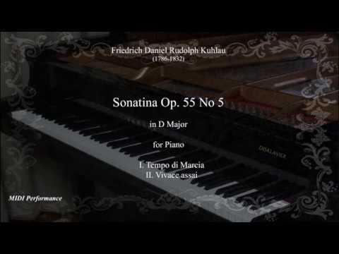 Song, Op. 55, No. 5