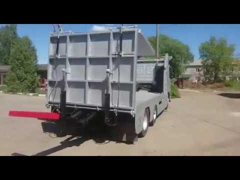 Mercedes Actros грузовой эвакуатор с Брилем