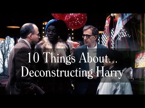 10 Things About - Deconstructing Harry - Woody Allen Trivia, Casting And More