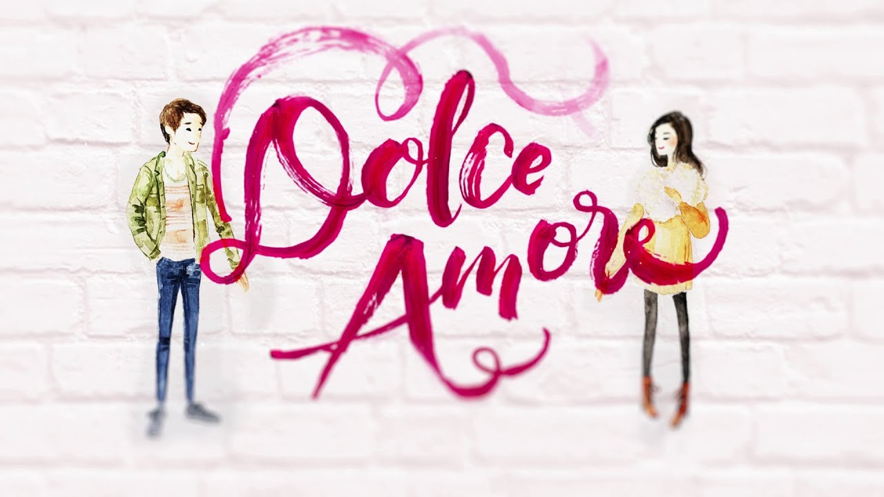 First Look The Making Of Dolce Amore Youtube