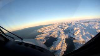 Air Nunavut - Trip to Nuuk, Greenland