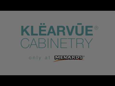 Klearvue Cabinetry Drawer Removal