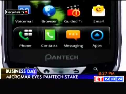 Micromax eyes stake in South Korea's Pantech