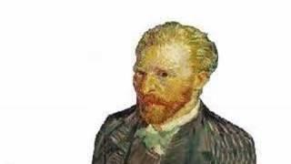 Vincent Van Gogh speaks Japanese? comedy.