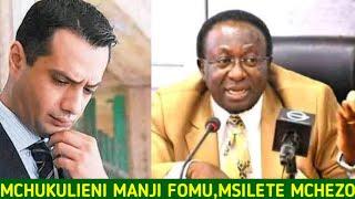 Dr.MWAKYEMBE: Manji Alikataa Maratatu Kurudi Yanga  |Msiichezee Serikali