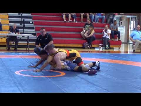 79 kg, Matt Brown, Army vs. Austin Craig, Navy