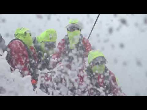 How it feels to be one stage away from winning the Volvo Ocean Race: