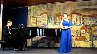 Traditional Chinese Song (Sijia Lu, Chinese soprano)