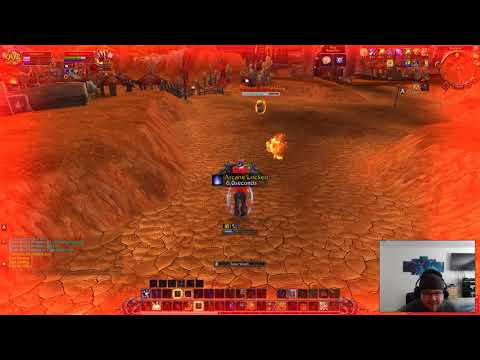 Two friends dueling on the PTR balance druid pvp 8.1.5