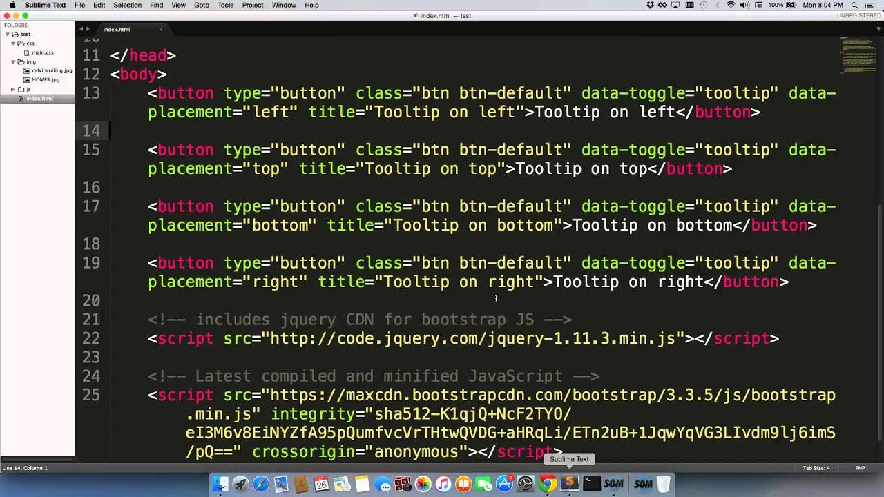 Cdn bootstrap tooltip