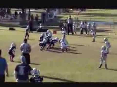 Logan Mills Football Highlights 2013