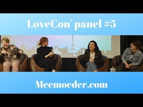 LoveCon' panel #5