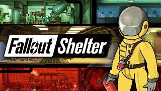 Fallout Shelter - Открываем Животных! (iOS)