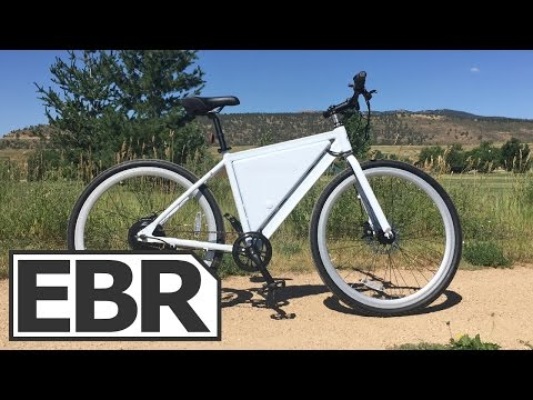 Sondors Thin Video Review - Indiegogo Crowd Funded Electric Bike