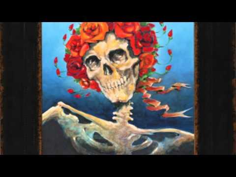 Grateful Dead    Ramblin' Rose  (1972, Full Album)