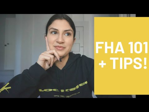 What Is A FHA Loan? | 3 Things FHA Does NOT Do