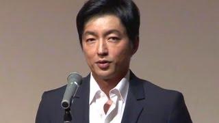 俳優の大沢たかおさんが映画「終(つい)の信託」(周防正行監督)で「...