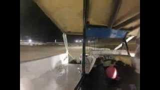 Hilary Ward Fulton Speedway 10/4/13 Consi