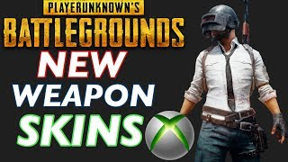 🔴PUBG XBOX ONE S GAMEPLAY | PUBG XBOX ONE S LIVE STREAM | NEW WEAPON SKINS RELEASED